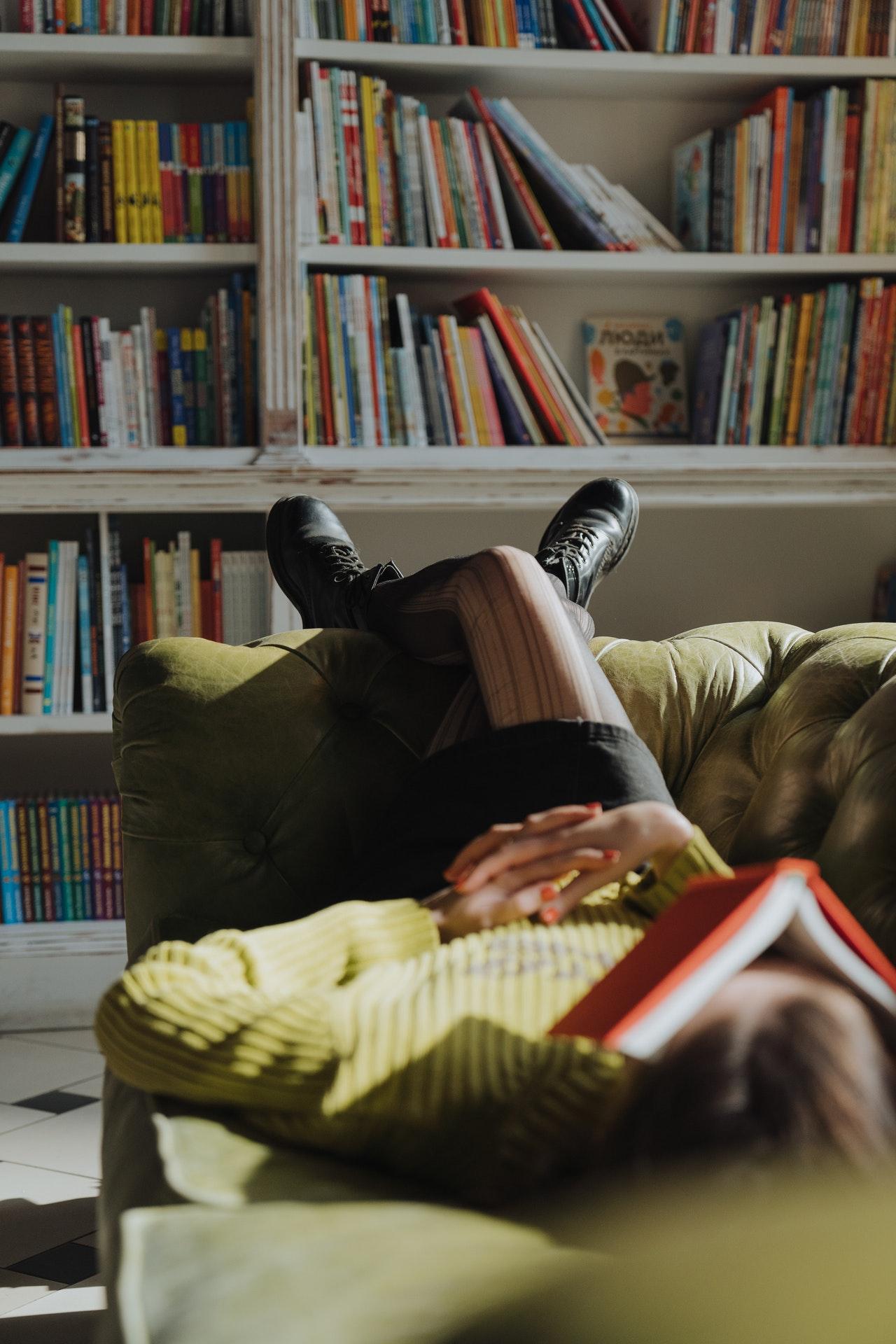 in slaap vallen boek